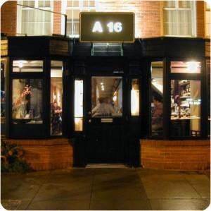 Facade of A16 (Photo from A16)