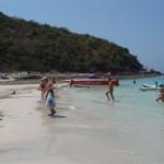 Beach at Koh Lang