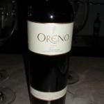 Oreno 2004 ICT 95 Wine Spectator
