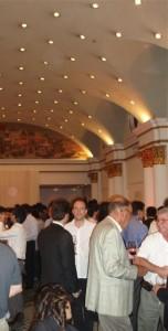 The Crowded Pimarnman Room, Four Seasons Hotel Bangkok