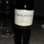 Crognolo 2004 IGT 91 Wine Spectator