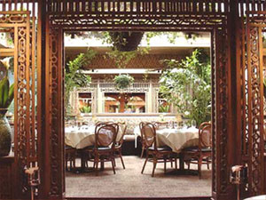 Taboo Restaurant (image credit: Taboo, Palm Beach)