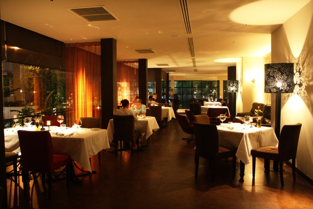 Concerto Dining Room, Niu's on Silom (photo credit: Niu's on Silom)