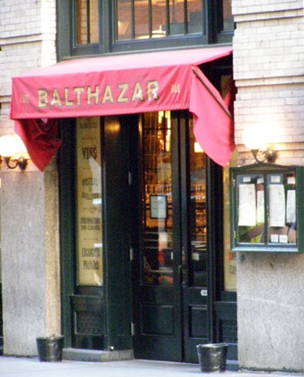 Balthazar, New York City