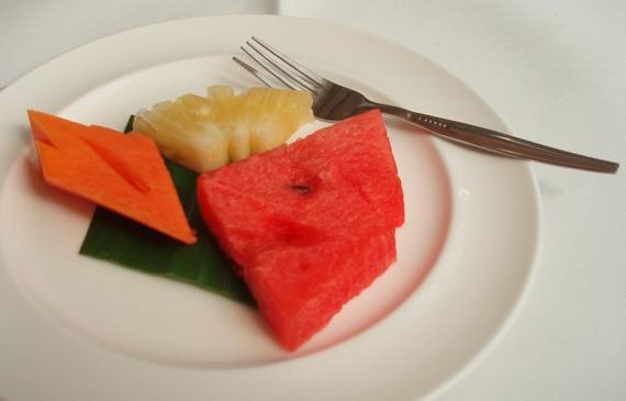 Fruit at Naj (photo credit: restaurantdiningcritiques.com)