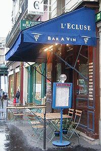 L'Ecluse, Paris