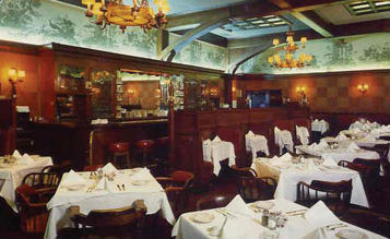 Musso & Frank Grill (image file credit: Musso & Frank Grill Hollywood)