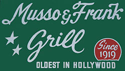 Musso & Frank Grill, Hollywood (image credit: Musso & Frank)