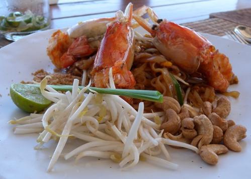 Pad Thai at Putahracsa Resort, Hua Hin (photo credit: restaurantdiningcritiques.com)