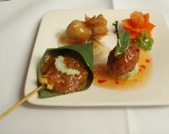 Starter at Naj (photo credit: restaurantdiningcritiques.com)