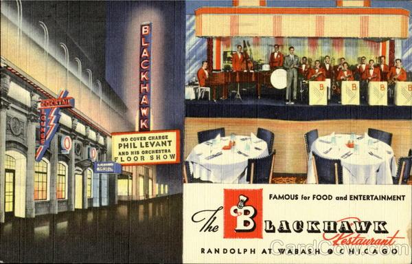 Blackhawk, Closes Last Restaurant in Chicago Area