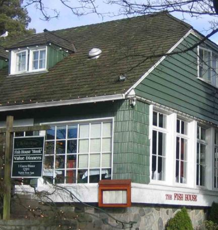 The Fish House, Vancouver