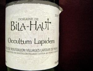 Bila-Haut, Chapoutier