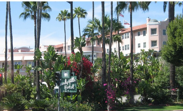 Beverly Hill Hotel (image credit: Beverly Hills Hotel)