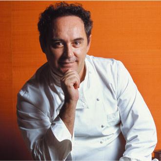 Ferran Adrià, El Bulli Restaurant, Roses, Spain