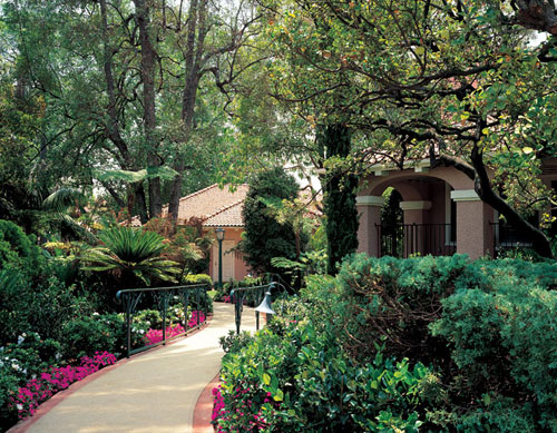 Beverly Hill Hotel Bungalows (image credit: Beverly Hills Hotel)