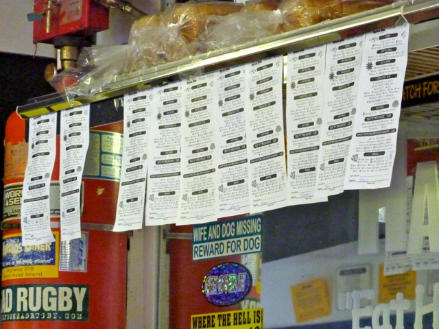 Harold's Diner, Hilton Head, S. Carolina (image credit: Sandy Driscoll)