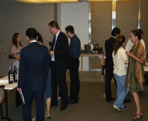 IWS wine Tasting at Hyatt Erawan Hotel (image credit: restaurantdiningcritiques.com)
