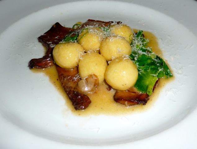 Gnocchi (image credit: Sandy Driscoll)