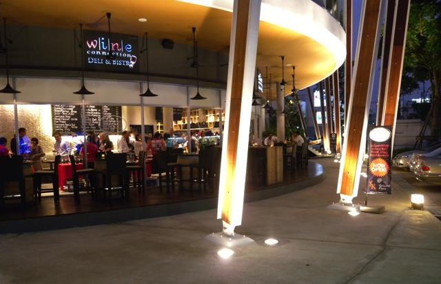 Wine Connection, Exterior (image credit: restaurantdiningcritiques.com)