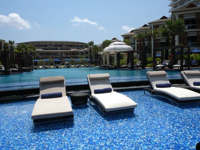 Intercontinental Hotel, Hua Hin