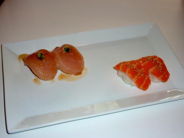 Albacore & Salmon