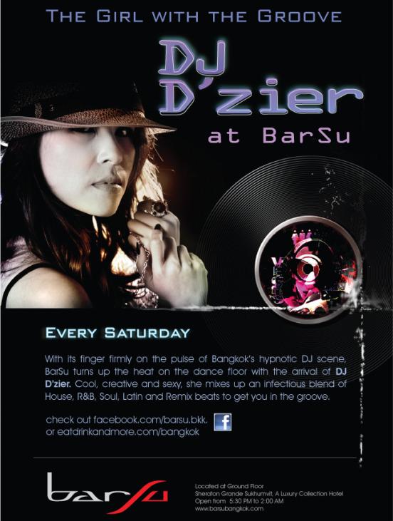 Bar Su, DJ D'zier