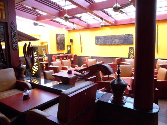 Paris Bangkok Covered Terrace