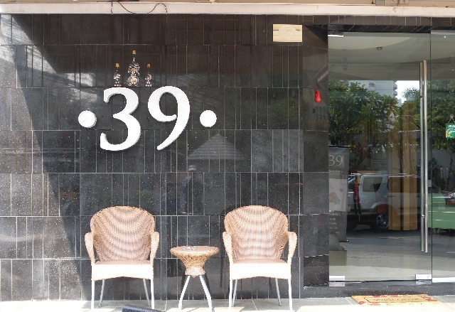 Exterior 39 Restaurant