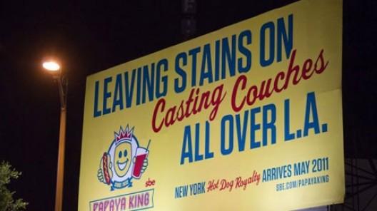 Papaya King Adverts