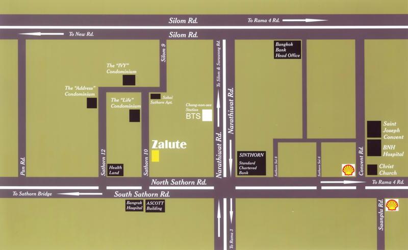 ZALUTE MAP