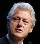 Former U.S.President Bill Cinton