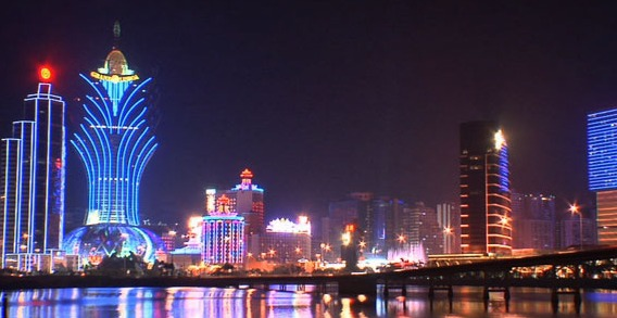 Casinos, The New Macau